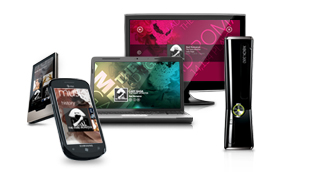 Zune everywhere